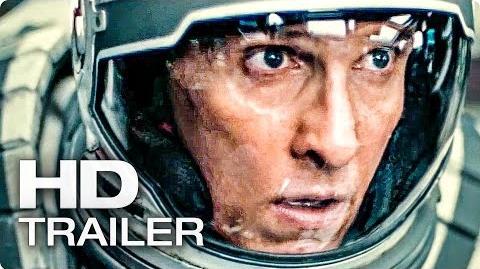 INTERSTELLAR Trailer 4 German Deutsch HD