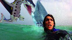 Sharktopus vs Pteracuda Szenenbild 1