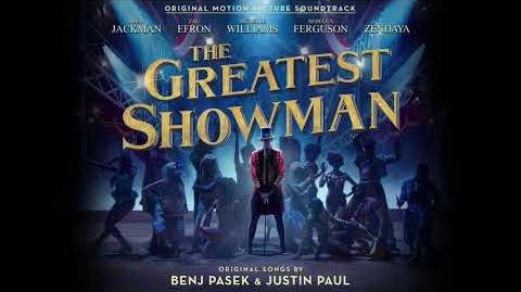 A Million Dreams (from The Greatest Showman Soundtrack) Official Audio