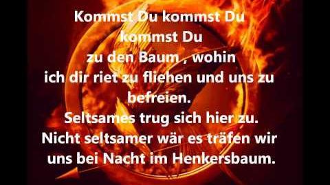 Das Lied vom Henkersbaum - Tribute von Panem - Flammender Zorn-0