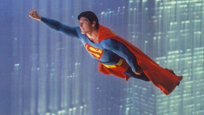 Superman Wettrennen