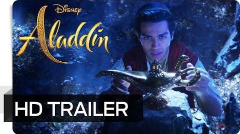 ALADDIN - Teaser Trailer (deutsch german) Disney HD