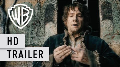 DER HOBBIT DIE SCHLACHT DER FÜNF HEERE - Trailer F2 Deutsch HD German