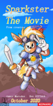 Sparkster (New Poster) PNG