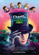 Charlie und die Schokoladenfabrik Kinoposter