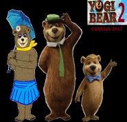 Yogi Bear 2 Movie Picture (Version 2)