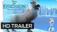 DIE EISKÖNIGIN - VÖLLIG UNVERFROREN - Offizieller deutscher Trailer - Disney-0