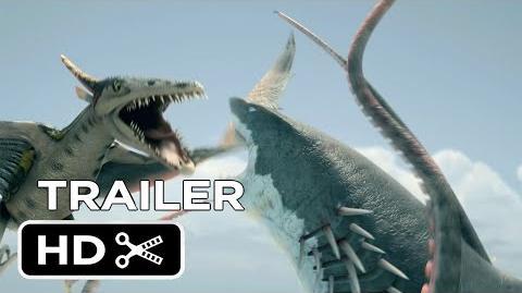 Sharktopus Vs Pteracuda Official Trailer HD-0