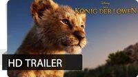 DER KÖNIG DER LÖWEN - Neuer Trailer (deutsch german) Disney HD