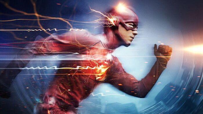 The Flash Wettrennen