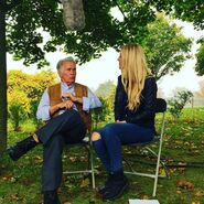 Martin Sheen Interview