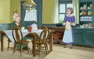 2005 Marilla und Matthew in der Küche
