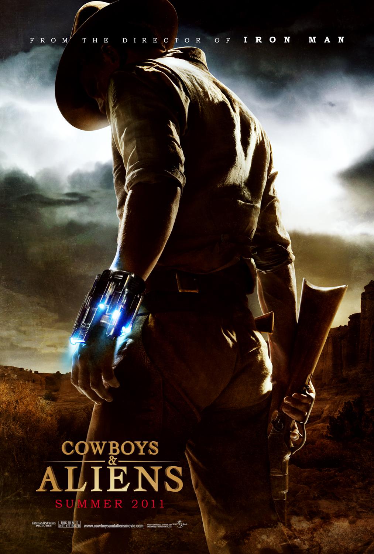 Alien Vs Cowboys