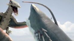 Sharktopus vs Pteracuda Szenenbild 2