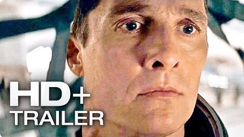 Exklusiv INTERSTELLAR Trailer 3 Deutsch German 2014 HD