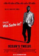 Ocean's Twelve - Basharr Tarr Charakterposter