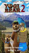 Yogi Bear 2 2017 new poster -version 4-