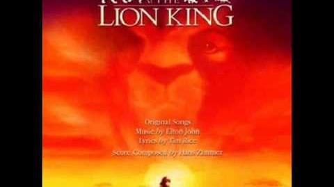 The Lion King 2- He Lives In You w Lyrics