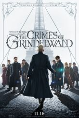 The Crimes of Grindelwald Final Poster