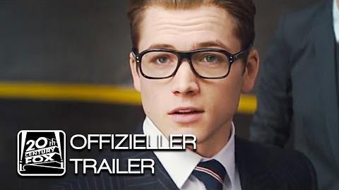Kingsman The Secret Service - Trailer 2