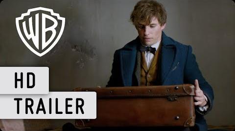 PHANTASTISCHE TIERWESEN UND WO SIE ZU FINDEN SIND - Trailer Deutsch HD German