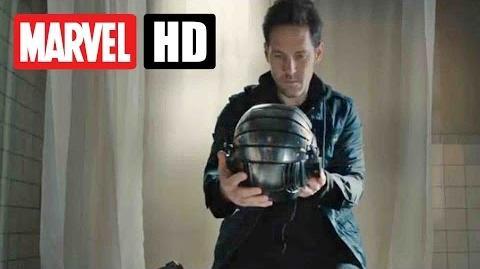 ANT-MAN - Erster offizieller Trailer - (Deutsch German) MARVEL HD