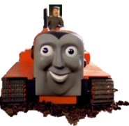 Terrence in the fifth season
