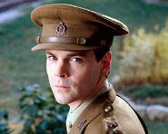 2000 Gilbert als Soldat