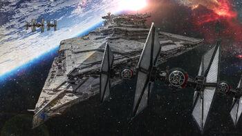 Star Wars Erwachen Der Macht Raumschiff