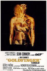 James Bond 007 – Goldfinger