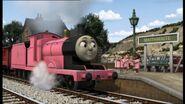 Pink James