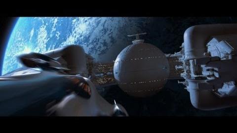 STAR WARS EPISODE I - Die dunkle Bedrohung 3D - Trailer 1 (Full-HD) - Deutsch German
