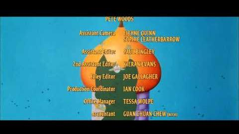 The Thief and the Cobbler Recobbled Cut Mark 4 Credits with Footage
