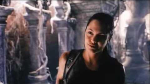 Lara Croft Tomb Raider Trailer