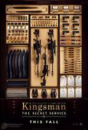 Kingsman poster