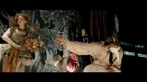 Das Kabinett des Dr. Parnassus (deutscher Trailer) Kinostart 07.01