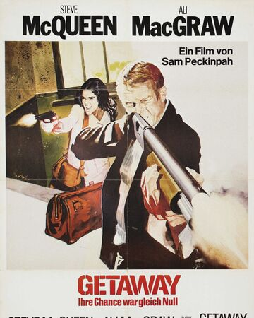 Getaway (1972) | Moviepedia Wiki | Fandom