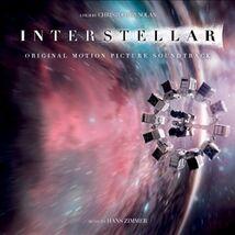 Interstellar soundtrack album cover