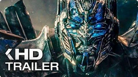 TRANSFORMERS 5 The Last Knight Trailer German Deutsch (2017)
