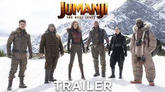 JUMANJI THE NEXT LEVEL - Trailer 2 - Ab 12.12