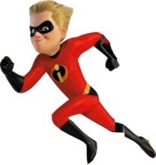 Dash Parr in Incredibles 3