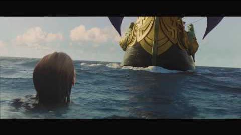 Die Chroniken von Narnia Die Reise auf der Morgenröte - Trailer 1 (HD) - German Subtitles