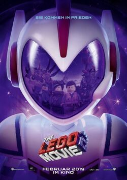 The LEGO Movie 2 Teaserposter
