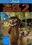 Yogi Bear 2 2017 Blu-ray cover