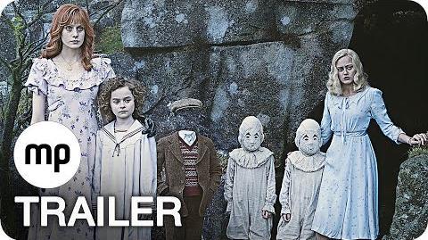 Die Insel der besonderen Kinder - Trailer