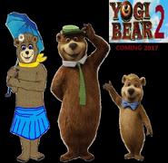 Yogi Bear 2 Movie Picture (Version 3)