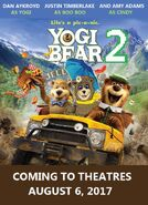 Yogi Bear 2 2017 new poster -version 1-