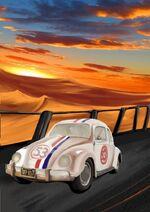 Herbie- One Last Ride poster
