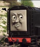 Fergus Breaks the Rules diesel