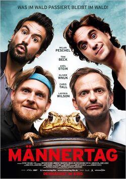 Männertag - Filmplakat